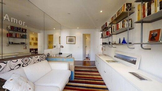 Living - Apartamento 2 quartos à venda Lagoa, Rio de Janeiro - R$ 1.355.000 - II-20730-34409 - 12