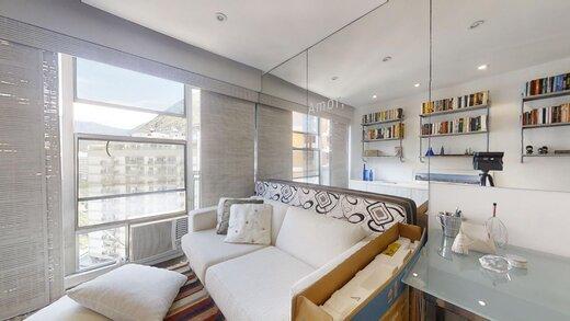 Living - Apartamento 2 quartos à venda Lagoa, Rio de Janeiro - R$ 1.355.000 - II-20730-34409 - 13