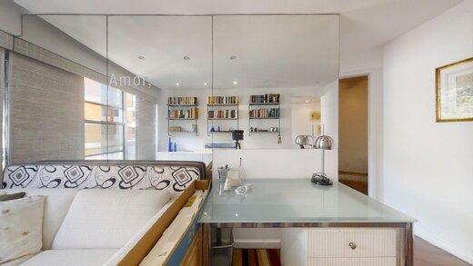 Living - Apartamento 2 quartos à venda Lagoa, Rio de Janeiro - R$ 1.355.000 - II-20730-34409 - 14