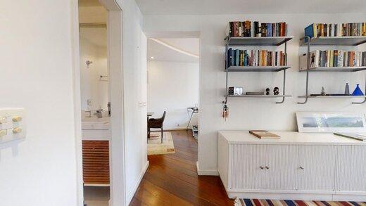 Living - Apartamento 2 quartos à venda Lagoa, Rio de Janeiro - R$ 1.355.000 - II-20730-34409 - 1