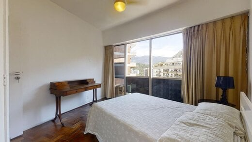 Quarto principal - Apartamento 2 quartos à venda Lagoa, Rio de Janeiro - R$ 1.355.000 - II-20730-34409 - 17
