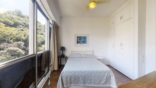 Quarto principal - Apartamento 2 quartos à venda Lagoa, Rio de Janeiro - R$ 1.355.000 - II-20730-34409 - 18