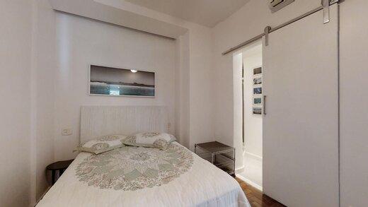 Quarto principal - Apartamento 2 quartos à venda Lagoa, Rio de Janeiro - R$ 1.355.000 - II-20730-34409 - 23