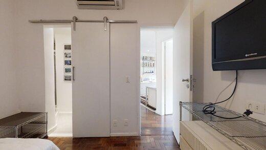 Quarto principal - Apartamento 2 quartos à venda Lagoa, Rio de Janeiro - R$ 1.355.000 - II-20730-34409 - 24