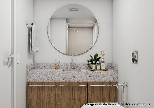 Banheiro - Apartamento 1 quarto à venda Lagoa, Rio de Janeiro - R$ 1.610.000 - II-20756-34462 - 20