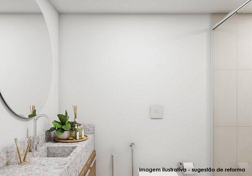 Banheiro - Apartamento 1 quarto à venda Lagoa, Rio de Janeiro - R$ 1.610.000 - II-20756-34462 - 19