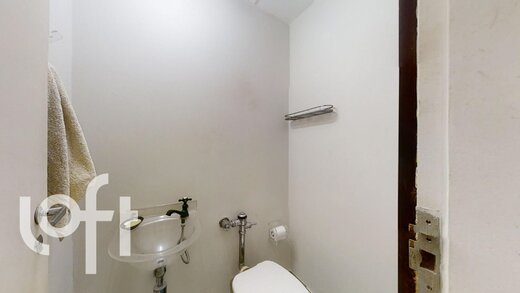 Banheiro - Apartamento 1 quarto à venda Lagoa, Rio de Janeiro - R$ 1.610.000 - II-20756-34462 - 18
