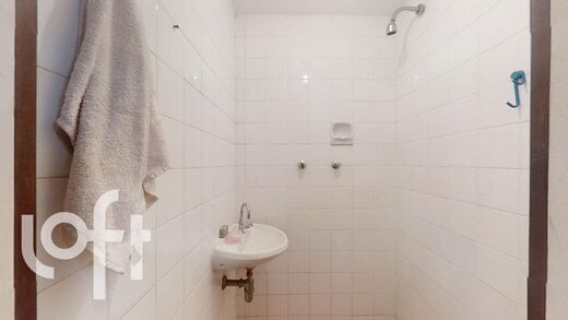 Banheiro - Apartamento 1 quarto à venda Lagoa, Rio de Janeiro - R$ 1.610.000 - II-20756-34462 - 17