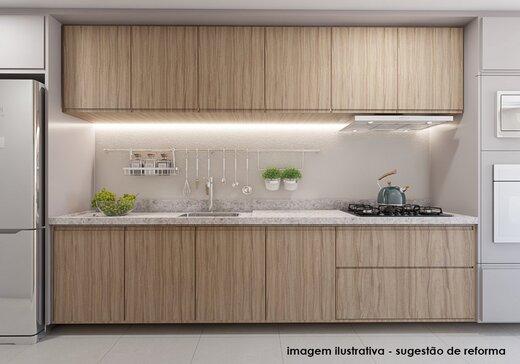 Cozinha - Apartamento 1 quarto à venda Lagoa, Rio de Janeiro - R$ 1.610.000 - II-20756-34462 - 16