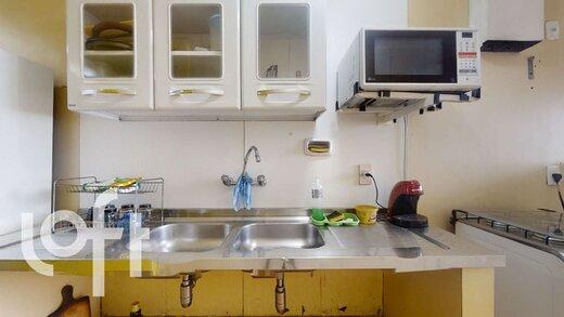 Cozinha - Apartamento 1 quarto à venda Lagoa, Rio de Janeiro - R$ 1.610.000 - II-20756-34462 - 14