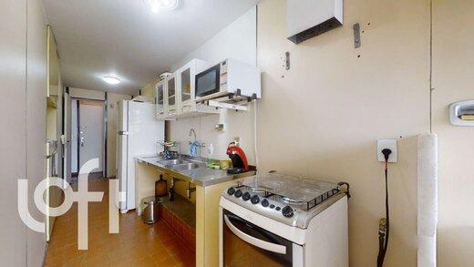Cozinha - Apartamento 1 quarto à venda Lagoa, Rio de Janeiro - R$ 1.610.000 - II-20756-34462 - 13