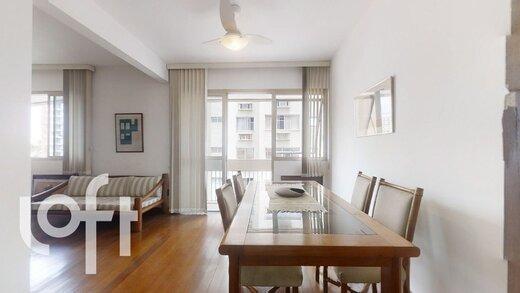 Living - Apartamento 1 quarto à venda Lagoa, Rio de Janeiro - R$ 1.610.000 - II-20756-34462 - 9