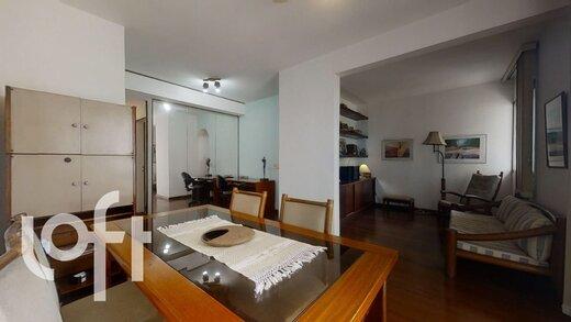 Living - Apartamento 1 quarto à venda Lagoa, Rio de Janeiro - R$ 1.610.000 - II-20756-34462 - 8