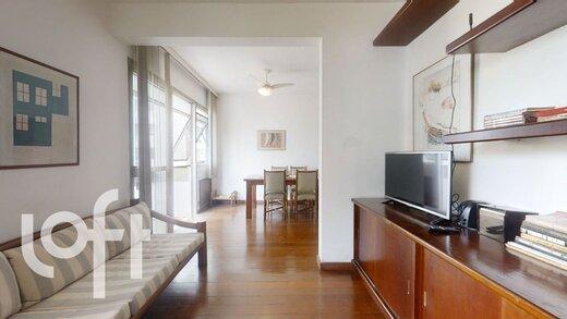 Living - Apartamento 1 quarto à venda Lagoa, Rio de Janeiro - R$ 1.610.000 - II-20756-34462 - 7