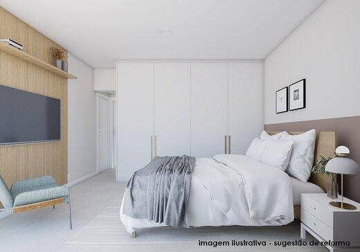 Quarto principal - Apartamento 1 quarto à venda Lagoa, Rio de Janeiro - R$ 1.610.000 - II-20756-34462 - 6