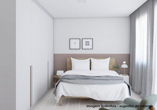Quarto principal - Apartamento 1 quarto à venda Lagoa, Rio de Janeiro - R$ 1.610.000 - II-20756-34462 - 5