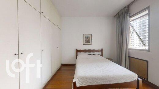 Quarto principal - Apartamento 1 quarto à venda Lagoa, Rio de Janeiro - R$ 1.610.000 - II-20756-34462 - 3