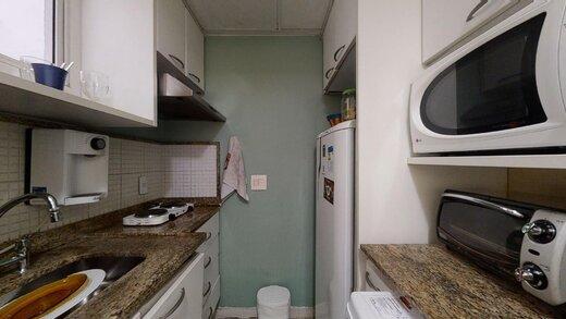 Cozinha - Apartamento 1 quarto à venda Copacabana, Rio de Janeiro - R$ 649.000 - II-20827-34604 - 3
