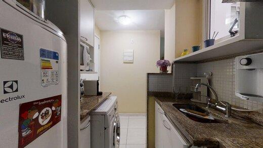 Cozinha - Apartamento 1 quarto à venda Copacabana, Rio de Janeiro - R$ 649.000 - II-20827-34604 - 4