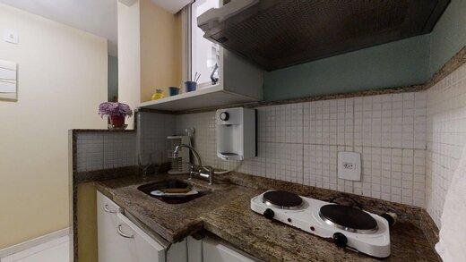Cozinha - Apartamento 1 quarto à venda Copacabana, Rio de Janeiro - R$ 649.000 - II-20827-34604 - 5