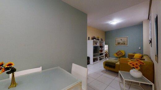 Living - Apartamento 1 quarto à venda Copacabana, Rio de Janeiro - R$ 649.000 - II-20827-34604 - 9