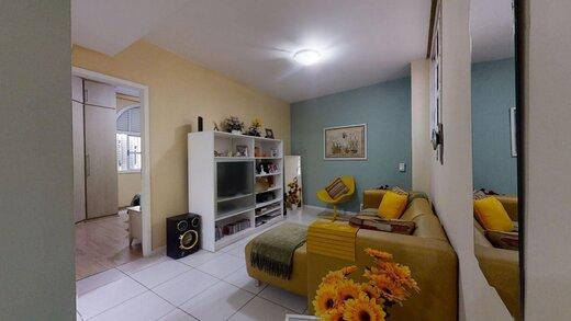 Living - Apartamento 1 quarto à venda Copacabana, Rio de Janeiro - R$ 649.000 - II-20827-34604 - 11
