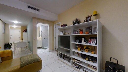 Living - Apartamento 1 quarto à venda Copacabana, Rio de Janeiro - R$ 649.000 - II-20827-34604 - 16