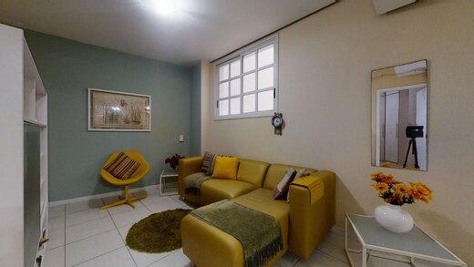 Living - Apartamento 1 quarto à venda Copacabana, Rio de Janeiro - R$ 649.000 - II-20827-34604 - 18