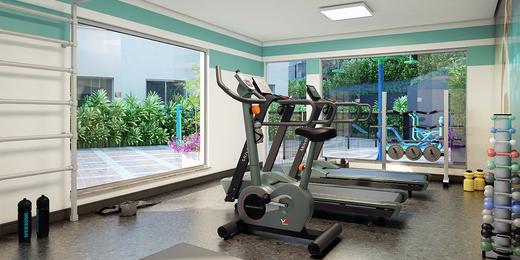 Fitness - Fachada - Reserva Mirataia I - 353 - 20