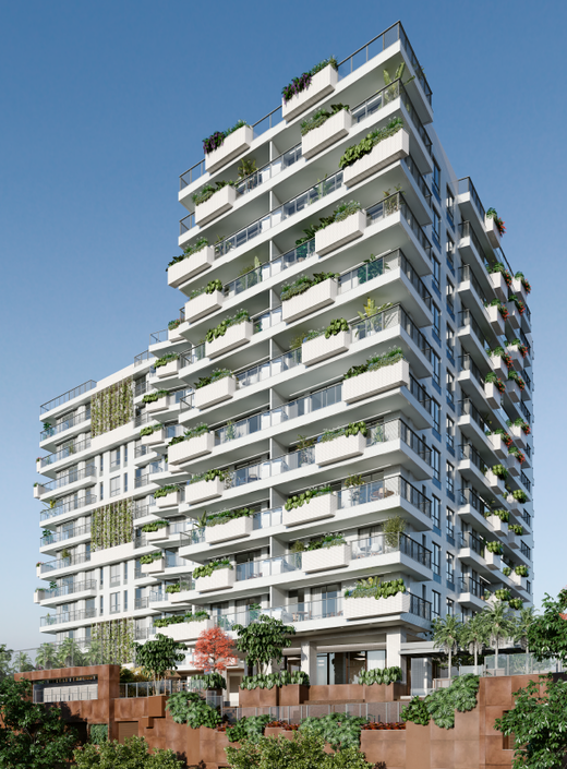Fachada - Apartamento 2 quartos à venda Rio de Janeiro,RJ - R$ 2.042.800 - II-20814-34592 - 1