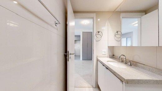 Banheiro - Apartamento à venda Rua Doutor Paschoal Imperatriz,Vila Gertrudes, Zona Sul,São Paulo - R$ 792.000 - II-20927-34779 - 23