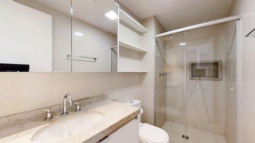 Banheiro - Apartamento à venda Rua Doutor Paschoal Imperatriz,Vila Gertrudes, Zona Sul,São Paulo - R$ 792.000 - II-20927-34779 - 24