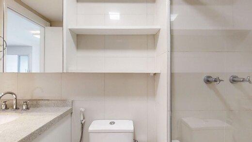 Banheiro - Apartamento à venda Rua Doutor Paschoal Imperatriz,Vila Gertrudes, Zona Sul,São Paulo - R$ 792.000 - II-20927-34779 - 25