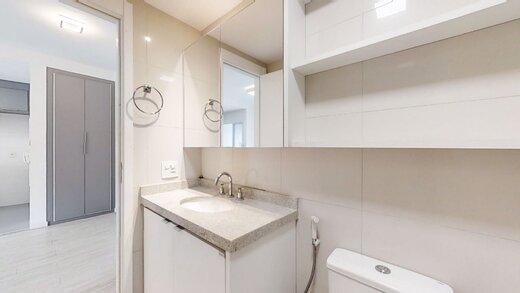 Banheiro - Apartamento à venda Rua Doutor Paschoal Imperatriz,Vila Gertrudes, Zona Sul,São Paulo - R$ 792.000 - II-20927-34779 - 26