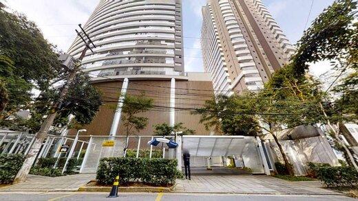 Fachada - Apartamento à venda Rua Doutor Paschoal Imperatriz,Vila Gertrudes, Zona Sul,São Paulo - R$ 792.000 - II-20927-34779 - 28
