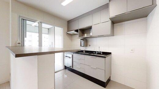 Cozinha - Apartamento à venda Rua Doutor Paschoal Imperatriz,Vila Gertrudes, Zona Sul,São Paulo - R$ 792.000 - II-20927-34779 - 30