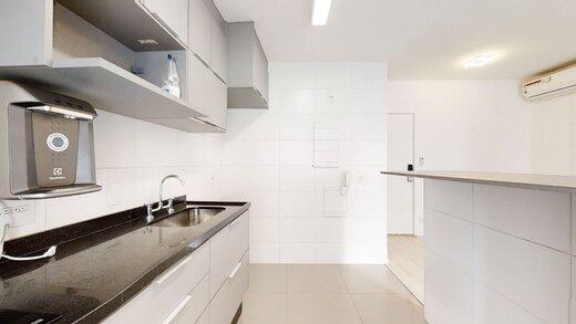 Cozinha - Apartamento à venda Rua Doutor Paschoal Imperatriz,Vila Gertrudes, Zona Sul,São Paulo - R$ 792.000 - II-20927-34779 - 31