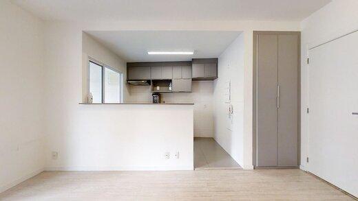 Living - Apartamento à venda Rua Doutor Paschoal Imperatriz,Vila Gertrudes, Zona Sul,São Paulo - R$ 792.000 - II-20927-34779 - 5