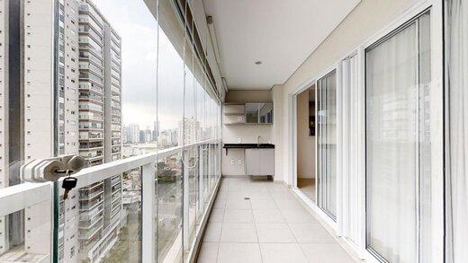 Living - Apartamento à venda Rua Doutor Paschoal Imperatriz,Vila Gertrudes, Zona Sul,São Paulo - R$ 792.000 - II-20927-34779 - 8