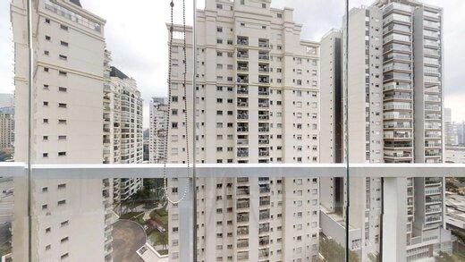Living - Apartamento à venda Rua Doutor Paschoal Imperatriz,Vila Gertrudes, Zona Sul,São Paulo - R$ 792.000 - II-20927-34779 - 9