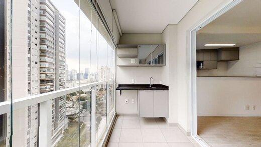Living - Apartamento à venda Rua Doutor Paschoal Imperatriz,Vila Gertrudes, Zona Sul,São Paulo - R$ 792.000 - II-20927-34779 - 1