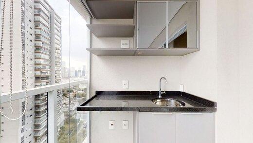 Living - Apartamento à venda Rua Doutor Paschoal Imperatriz,Vila Gertrudes, Zona Sul,São Paulo - R$ 792.000 - II-20927-34779 - 13