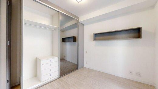 Quarto principal - Apartamento à venda Rua Doutor Paschoal Imperatriz,Vila Gertrudes, Zona Sul,São Paulo - R$ 792.000 - II-20927-34779 - 17