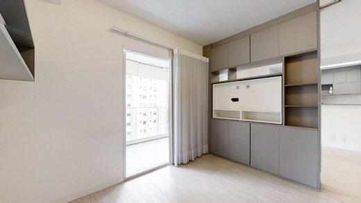 Quarto principal - Apartamento à venda Rua Doutor Paschoal Imperatriz,Vila Gertrudes, Zona Sul,São Paulo - R$ 792.000 - II-20927-34779 - 18