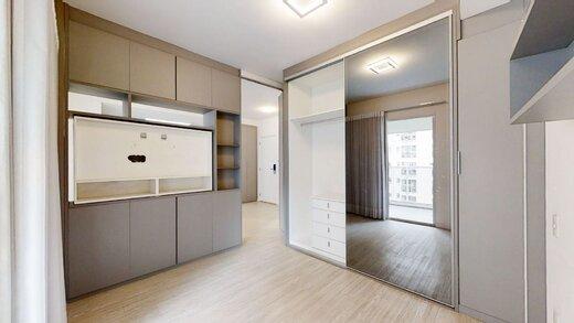 Quarto principal - Apartamento à venda Rua Doutor Paschoal Imperatriz,Vila Gertrudes, Zona Sul,São Paulo - R$ 792.000 - II-20927-34779 - 21