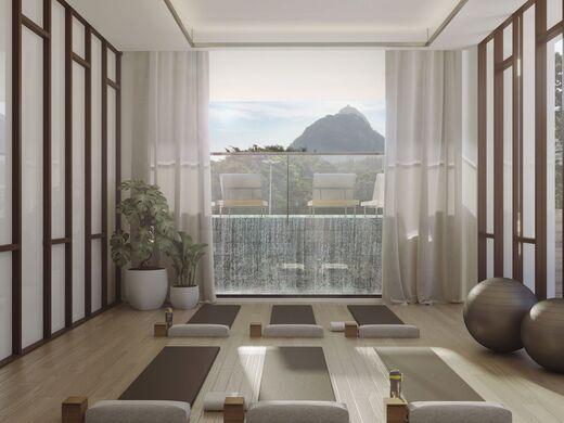 Sala de ioga - Apartamento 2 quartos à venda Rio de Janeiro,RJ - R$ 2.042.800 - II-20814-34592 - 4