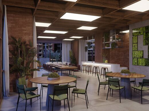 Salao de festas - Apartamento 2 quartos à venda Rio de Janeiro,RJ - R$ 2.042.800 - II-20814-34592 - 5