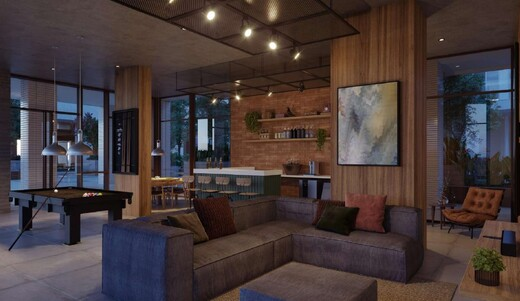 Sala de jogos - Apartamento 2 quartos à venda Rio de Janeiro,RJ - R$ 2.042.800 - II-20814-34592 - 6