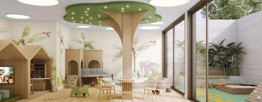 Brinquedoteca - Apartamento 2 quartos à venda Rio de Janeiro,RJ - R$ 2.042.800 - II-20814-34592 - 9