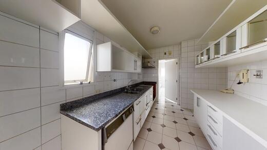 Apartamento à venda Rua Doutor Tomás Carvalhal,Paraíso, Zona Sul,São Paulo - R$ 3.834.000 - II-18496-30806 - 30